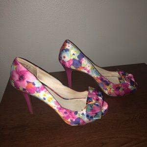 Cute high heels!